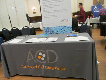 ACD, Advanced Cell Diagnostics at the Thomas Jefferson University BioResearch Product Faire™ Event.