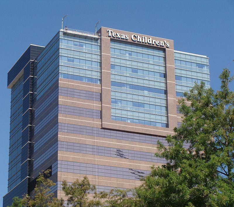 Texas Childrens Hospital in Houston