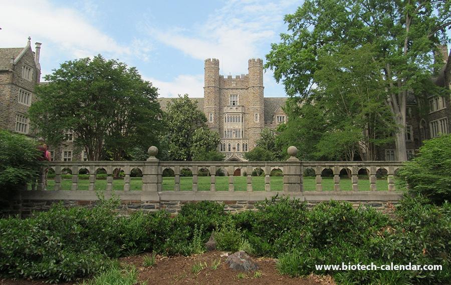 Duke University in Durham, North Carolina.
