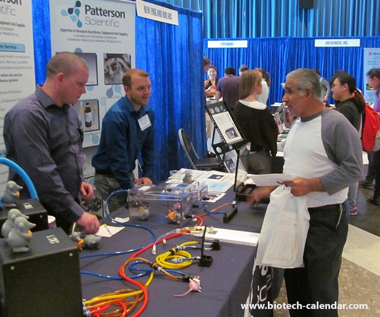 Lab Product sales  at UCLA Vendor Fair Photo