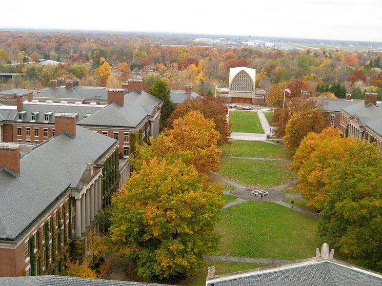 University of Rochester in New York