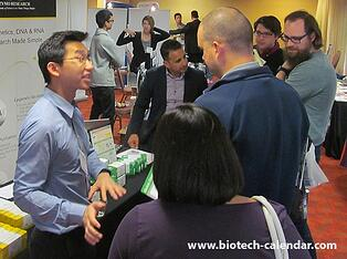 Life science researchers from around the UC Davis Medical Center found new lab products at the February, 2015 BioResearch Product Faire™ Event.