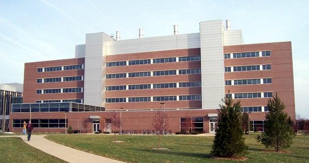 MSU Biomedical Sciences Building
