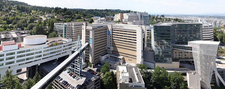 Oregon Health and Science University in Portland, OR.
