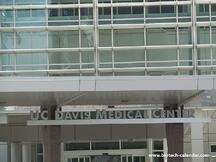 The UC Davis Medical Center is a well-funded research institution.