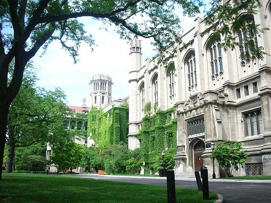 University of Chicago.