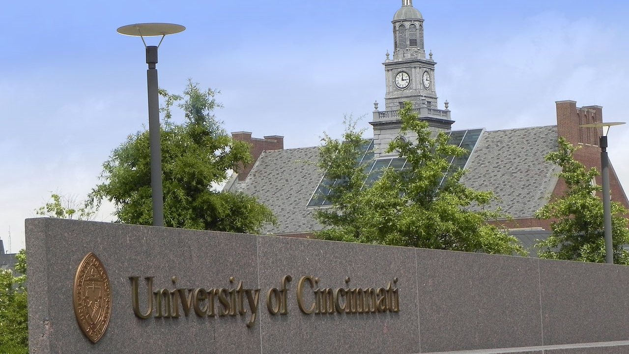 The University of Cincinnati is a multi-million dollar research marketplace.