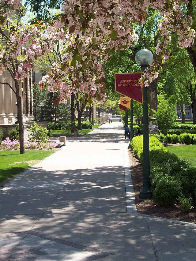 The University of Minnesota, Twin Cities