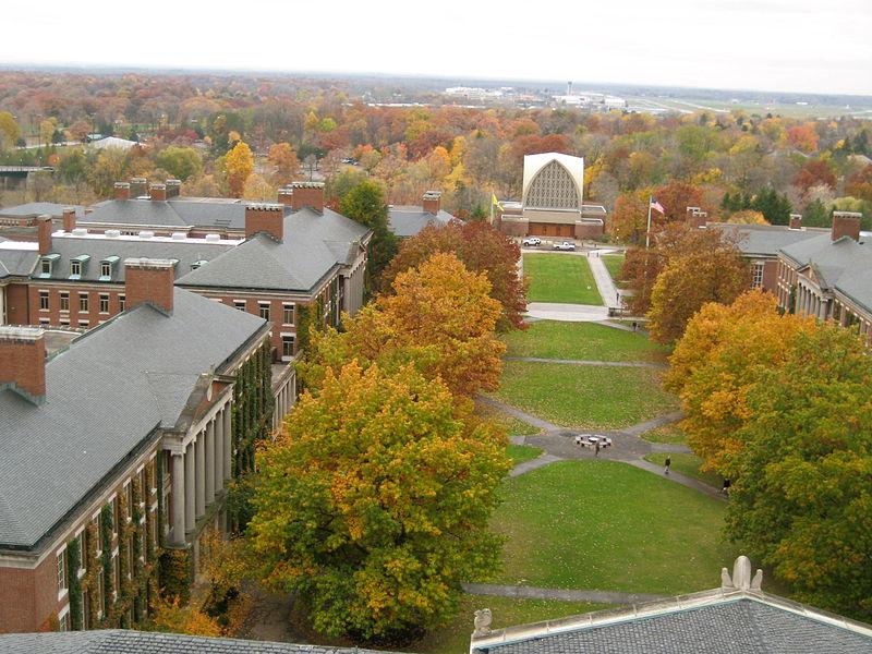 The University of Rochester, New York