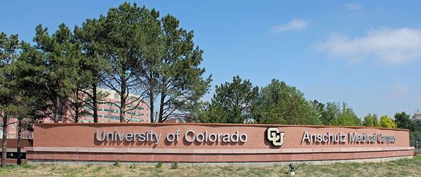 University of Colorado, Anschutz Medical Campus.