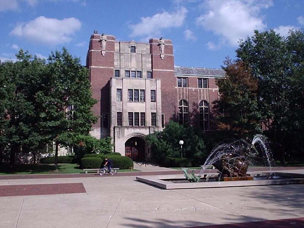 University of Michigan, Ann Arbor.