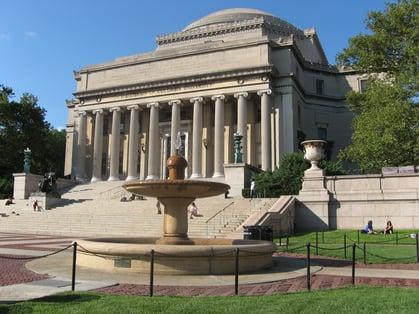 Columbia University (image courtesy of Wikimedia Commons and BrOnXbOmBr21)