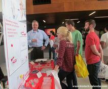 sell laboratory supplies at MSU bioresrearch product faire