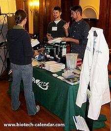 sell lab supplies at Oregon State University bioresearch product faire