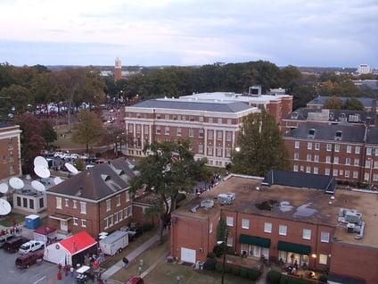University of Alabama bioresearch funding