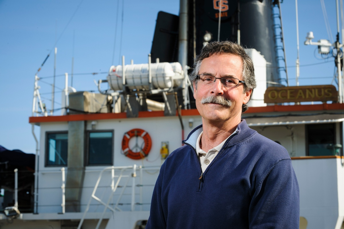 bob cowen oregon state university life science research Hatfield Marine Science Center