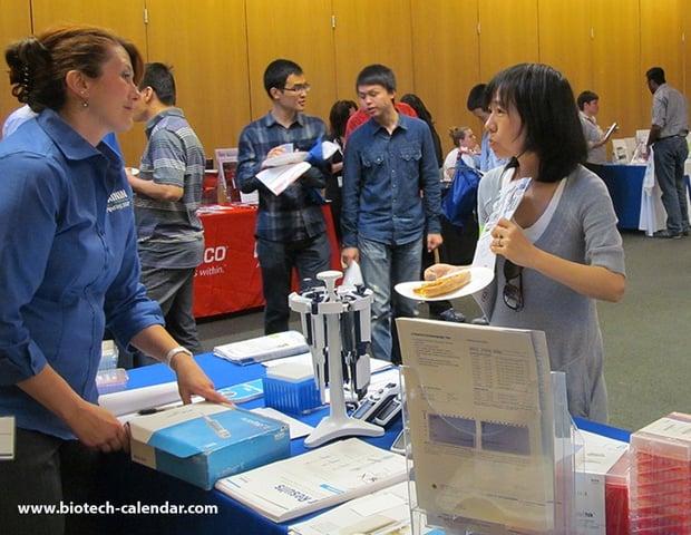 Vendor show at Rutgers