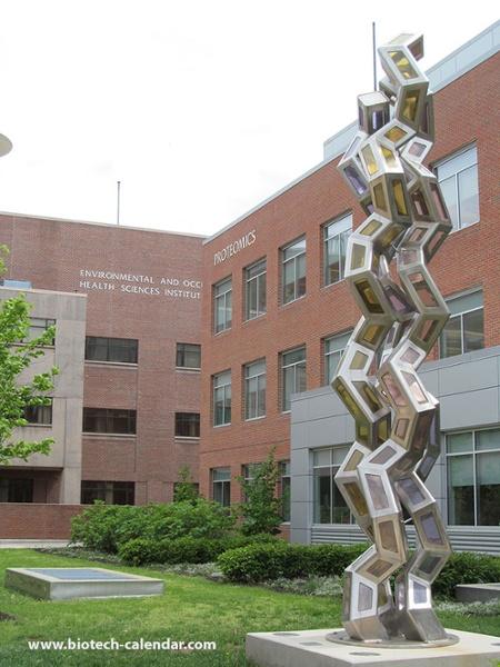 Rutgers Center for Integrative Proteomics Research (CIPR) Rutgers University New Brunswick Bioresearch Product Faire™ Event