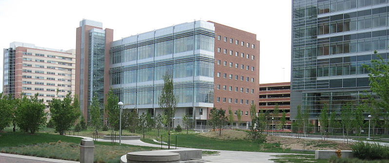 University of Colorado Anschutz Medical Center life science research event