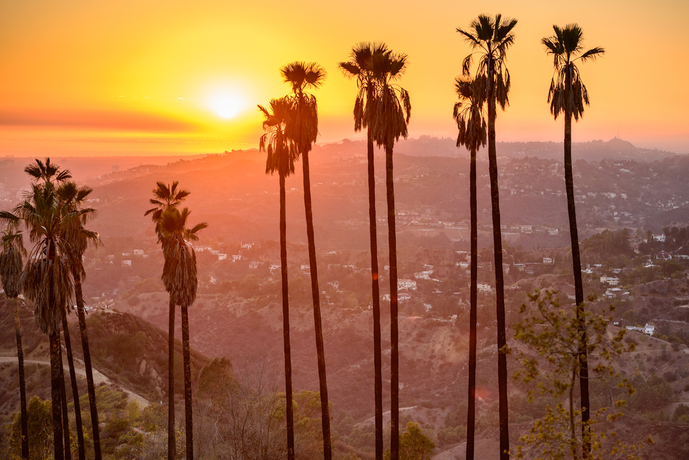 Griffith Park, Los Angeles, California, USA.-2