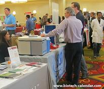 sell laboratory supplies at Texas Medical Center's Bioresearch product faire