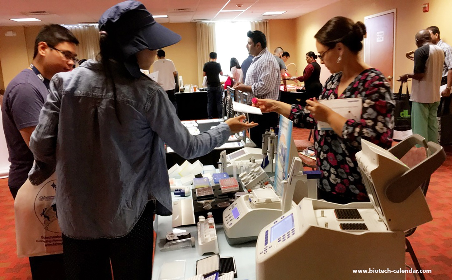 sell lab supplies at UC Davis bioresearch product faire