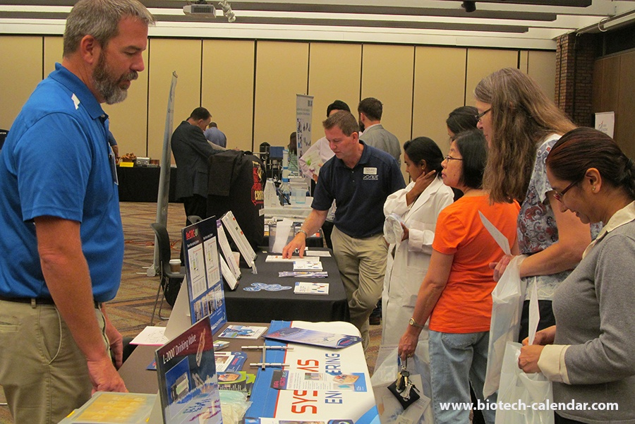 sell lab products at UIC bioresearch product faire
