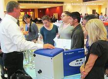 sell laboratory supplies at U of M biresearch product faire