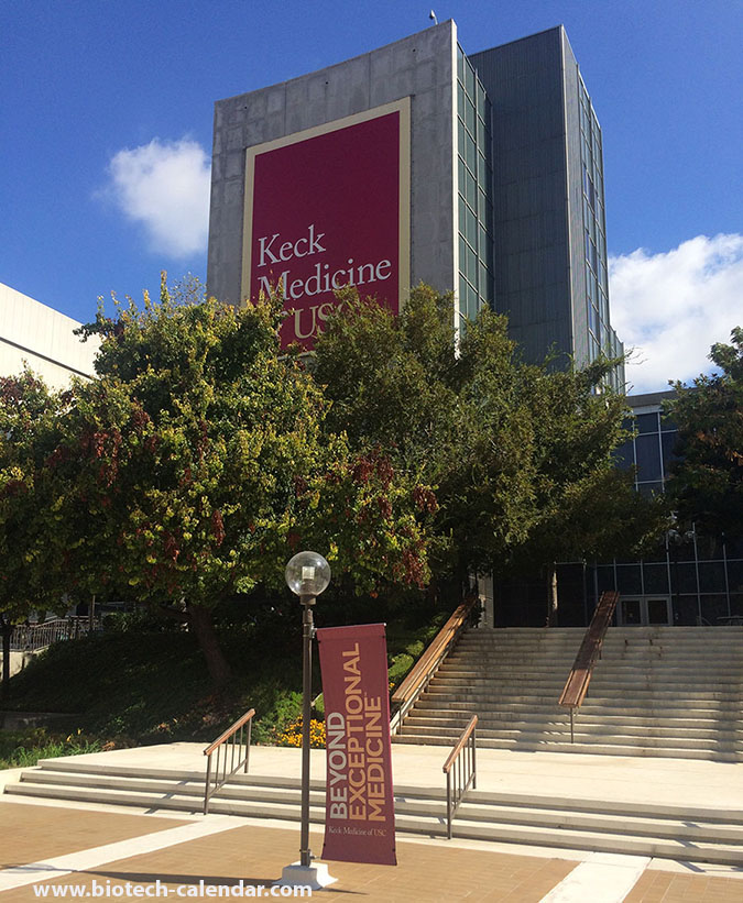 The Keck School of Medicine at USC