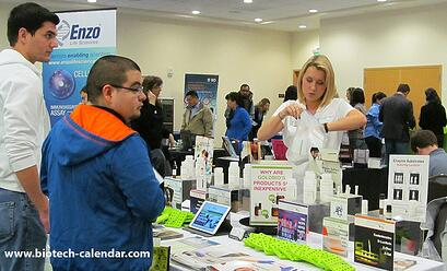 Goldbio University of South Florida BioResearch Product Faire™ Event