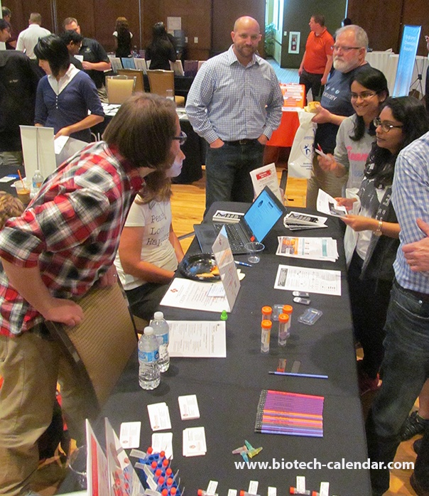 improve lab product sales at University of Wisconsin bioresearch product faire