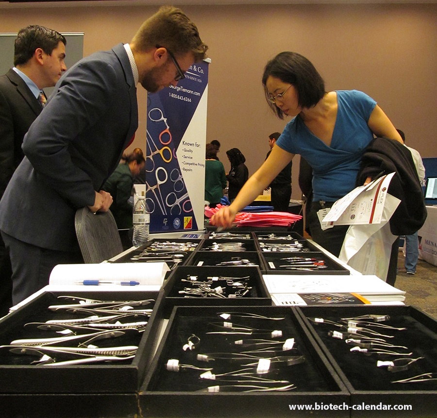 Meet with well funded life science researchers at the Washington University BioResearch Product Faire Event.