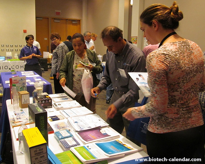 Market lab supplies to St. Louis area researchers at the 2018 BioResearch Product Faire Event.