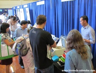 sell laboratory products at UC San Diego bioresearch product faire