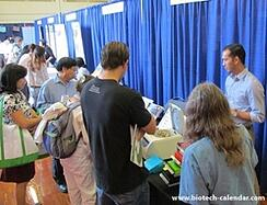 sell lab products at UCSD bioresearch product faire