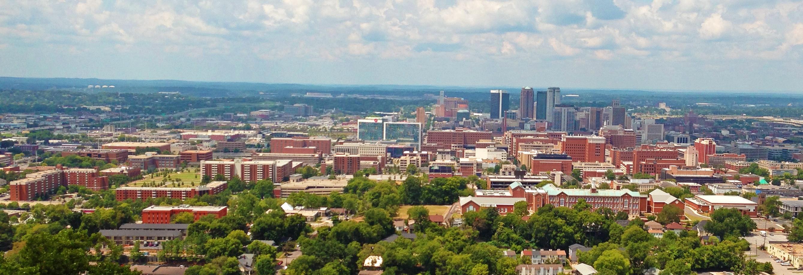 University_of_Alabama_at_Birmingham_Campus_from_Vulcan-3
