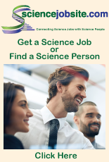 Science careers for science professionals