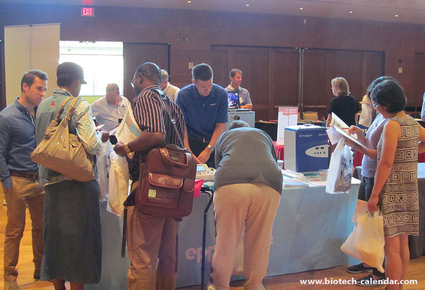 lab suppliers increase sales at Wisconsin trade fair